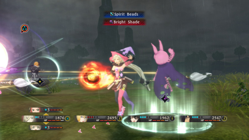 Screenshot 1 - Tales of Berseria