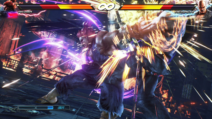 Screenshot 11 - TEKKEN 7