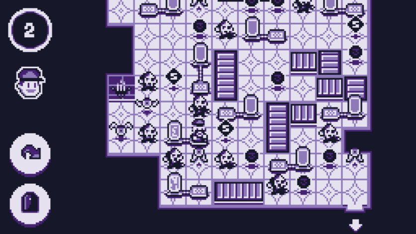 Screenshot 1 - Warlock's Tower