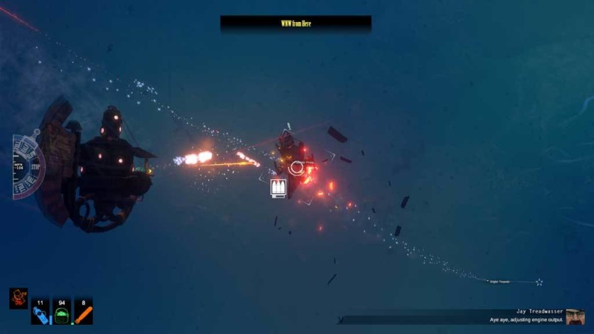 Screenshot 7 - Diluvion