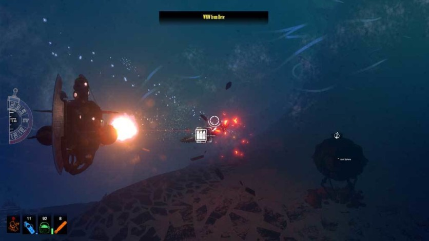 Screenshot 8 - Diluvion