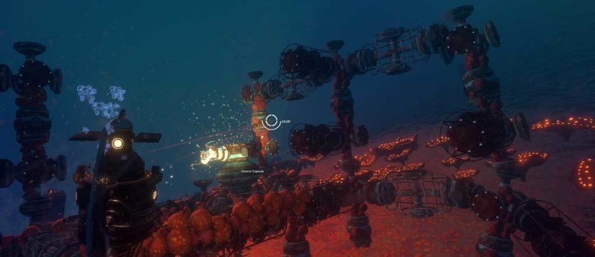 Screenshot 4 - Diluvion - Fleet Edition