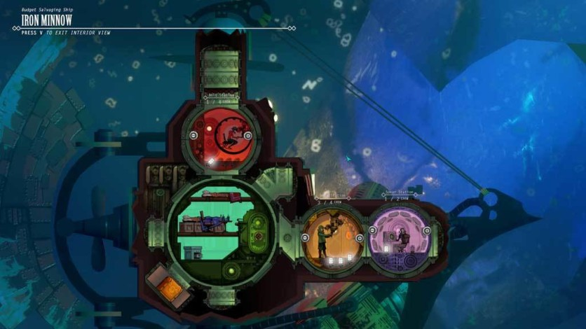 Screenshot 11 - Diluvion - Fleet Edition