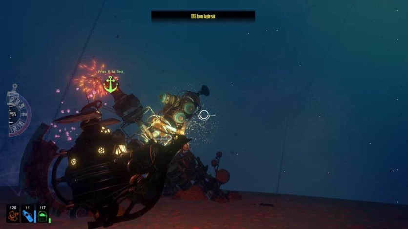 Screenshot 3 - Diluvion - Fleet Edition