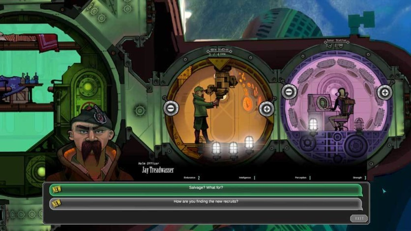 Screenshot 10 - Diluvion - Fleet Edition