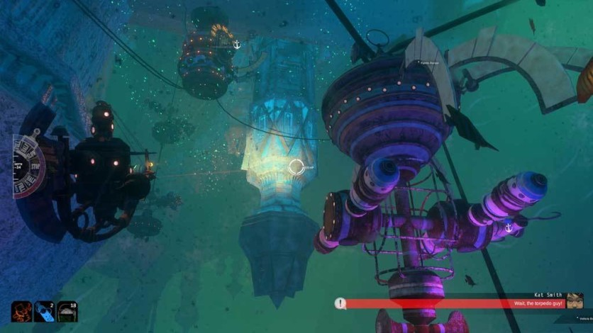 Screenshot 14 - Diluvion - Fleet Edition