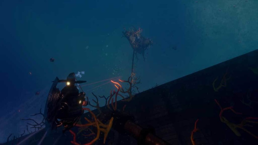 Screenshot 13 - Diluvion - Fleet Edition