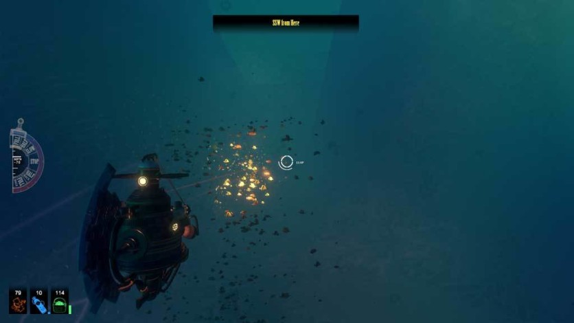Screenshot 5 - Diluvion - Fleet Edition