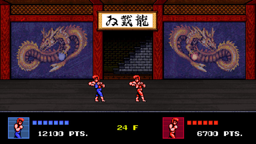 Screenshot 2 - Double Dragon IV