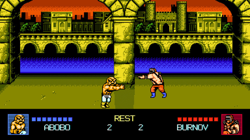 Screenshot 3 - Double Dragon IV