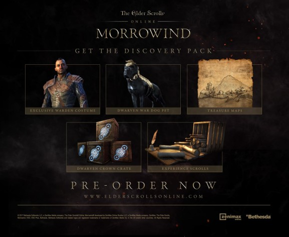 Screenshot 2 - The Elder Scrolls Online - Morrowind Upgrade