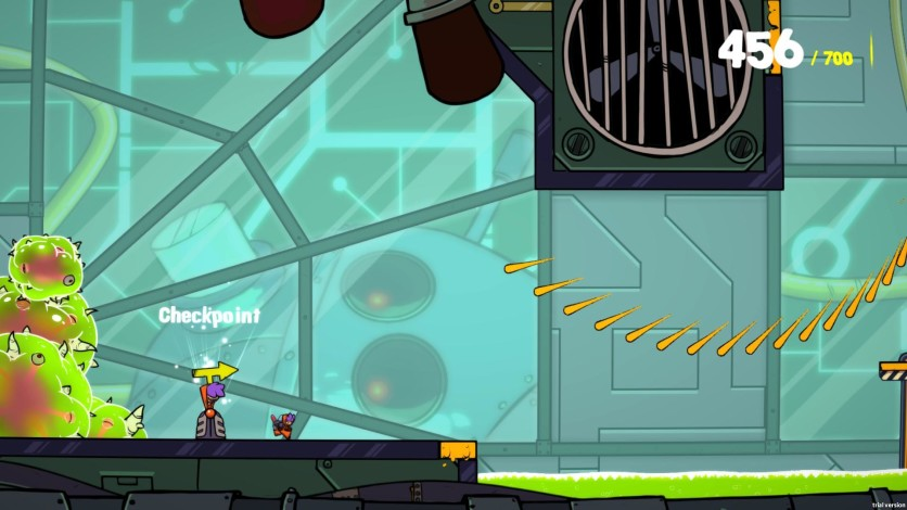Screenshot 2 - Splasher