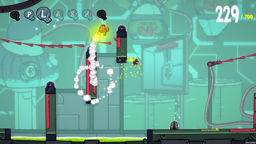 Screenshot 9 - Splasher