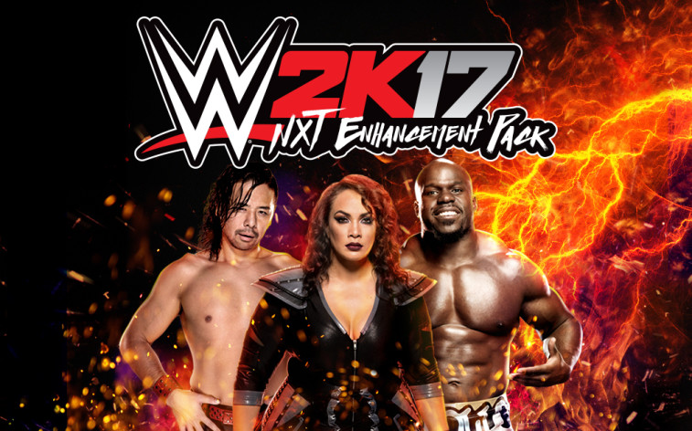 Screenshot 1 - WWE 2K17 - NXT Enhancement Pack