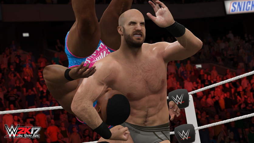 Screenshot 2 - WWE 2K17 - New Moves Pack