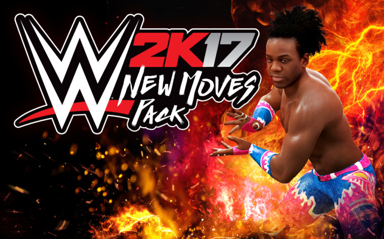 Screenshot 1 - WWE 2K17 - New Moves Pack