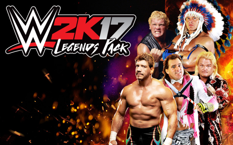 Screenshot 1 - WWE 2K17 - Legends Pack