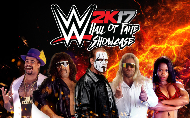 Screenshot 1 - WWE 2K17 - Hall of Fame Showcase