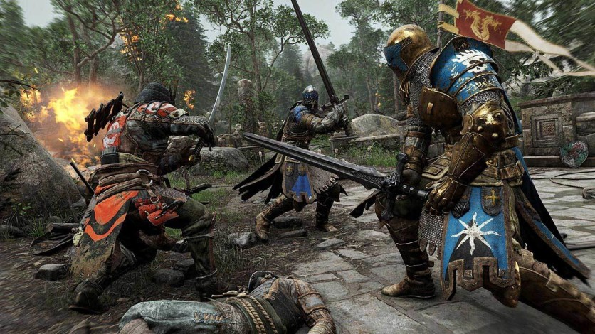 Screenshot 6 - FOR HONOR Year 1 Heroes Bundle