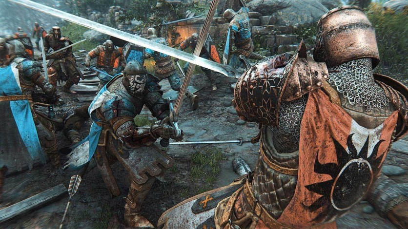 Screenshot 7 - FOR HONOR Year 1 Heroes Bundle