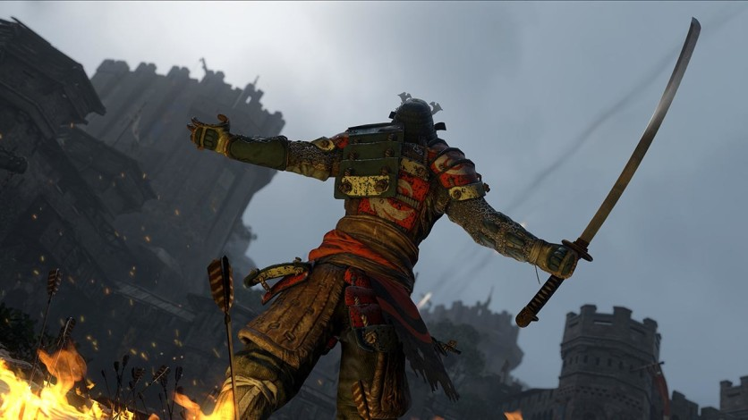 Screenshot 3 - For Honor - Season Pass
