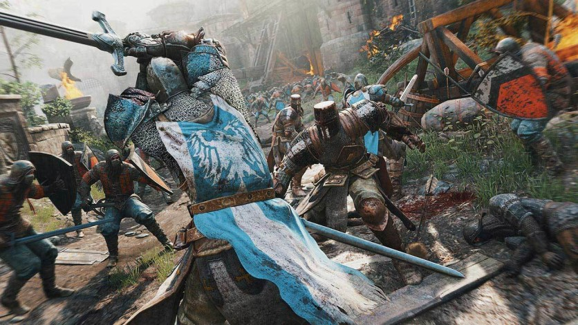 Screenshot 4 - FOR HONOR Year 1 Heroes Bundle