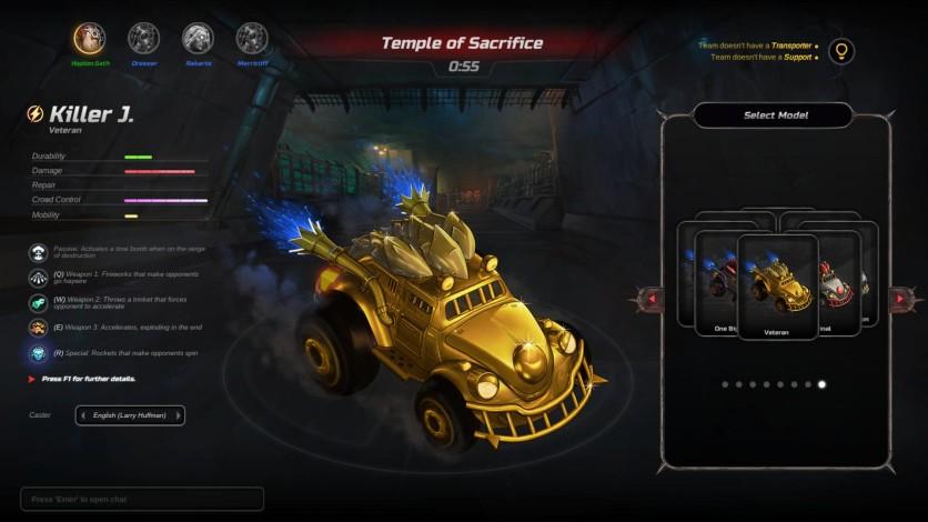 Screenshot 3 - HMM Founder's Pack - Gold Edition