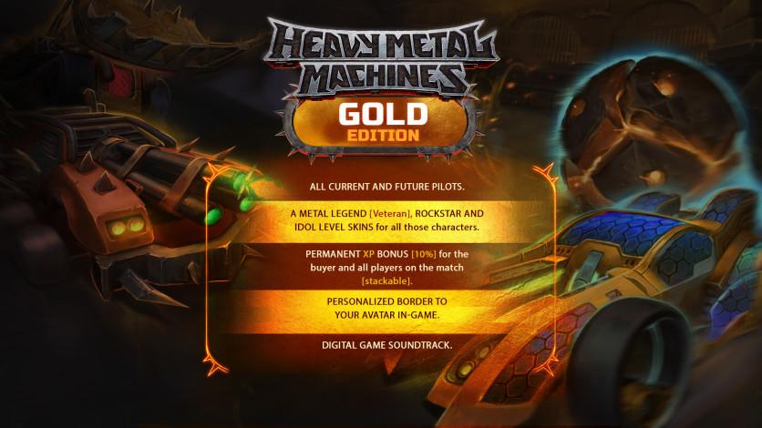 Screenshot 1 - HMM Founder's Pack - Gold Edition
