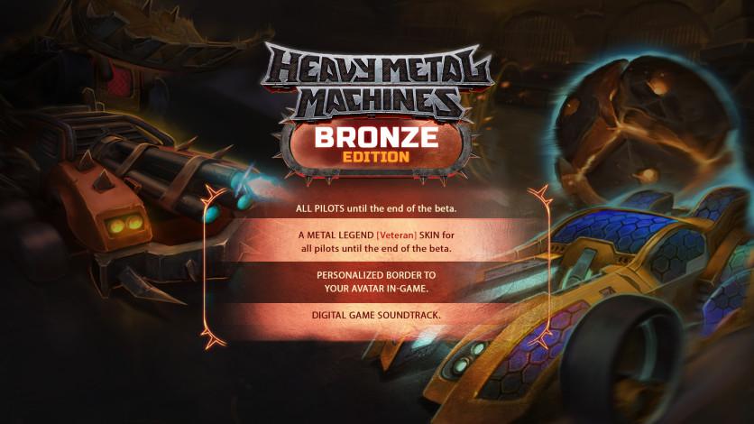 Screenshot 1 - HMM Founder's Pack - Bronze Edition