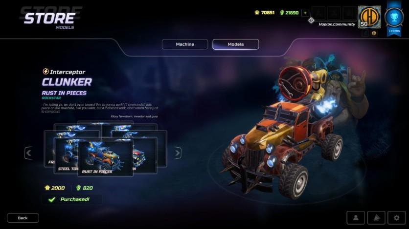 Screenshot 2 - HMM Starter Pack