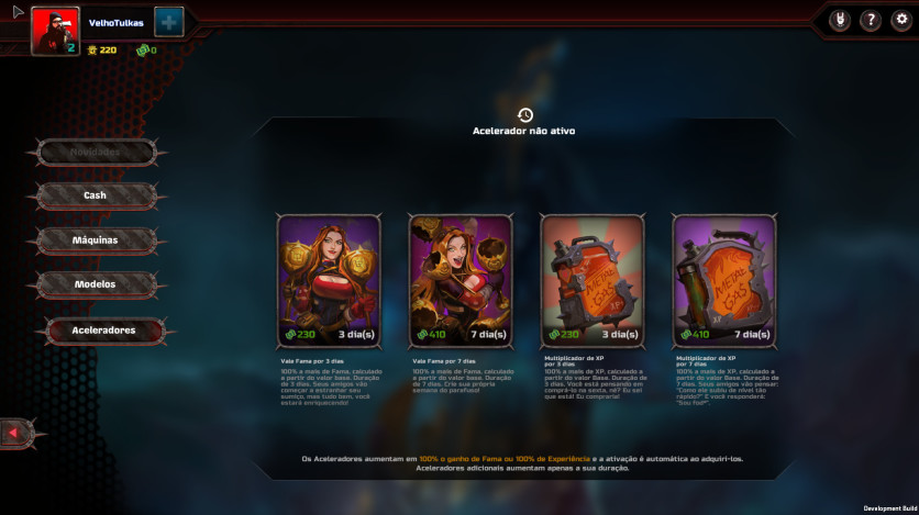Screenshot 1 - HMM Booster Pack
