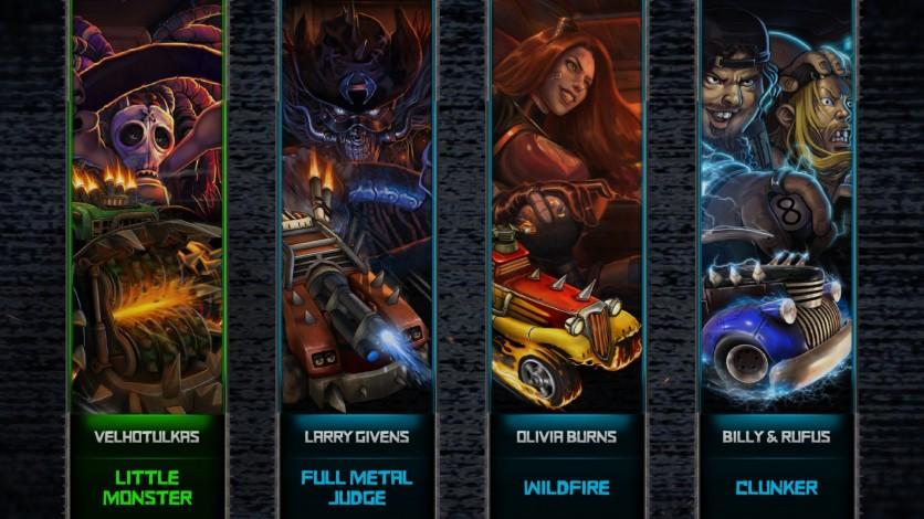 Screenshot 4 - HMM Booster Pack