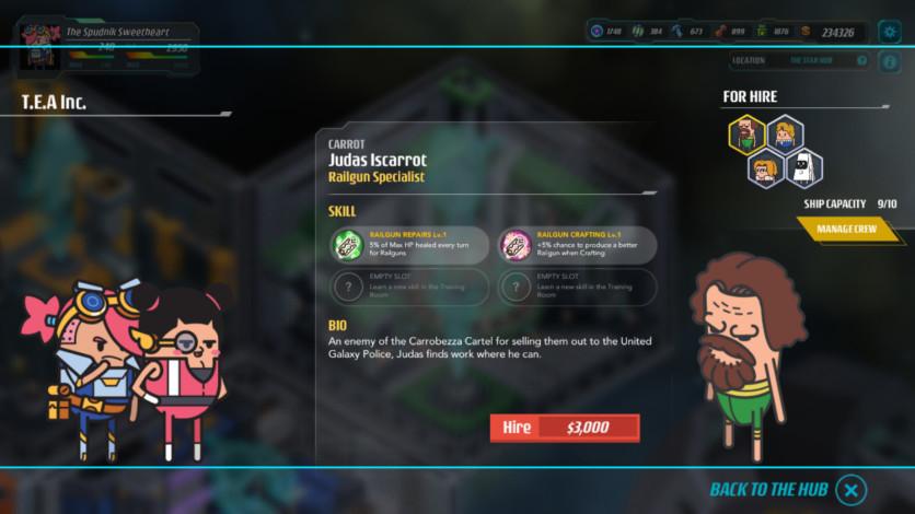 Screenshot 6 - Holy Potatoes! We're in Space?!