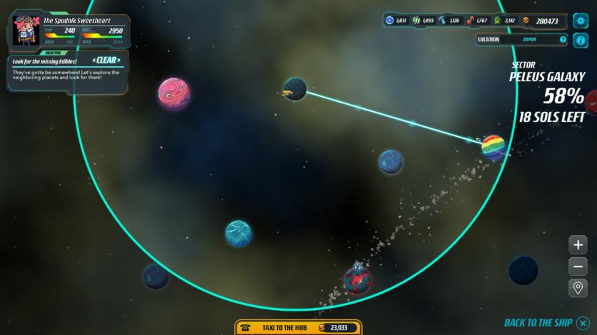 Screenshot 8 - Holy Potatoes! We're in Space?!