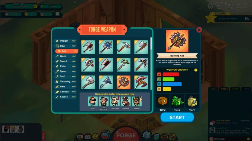 Screenshot 7 - Holy Potatoes! A Weapon Shop?!