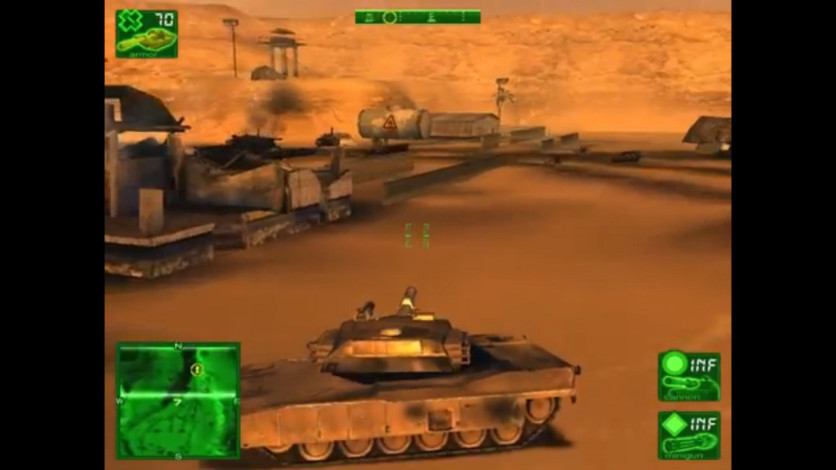 Screenshot 3 - Desert Thunder