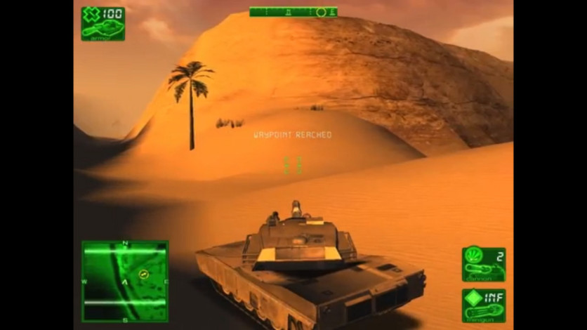 Screenshot 5 - Desert Thunder