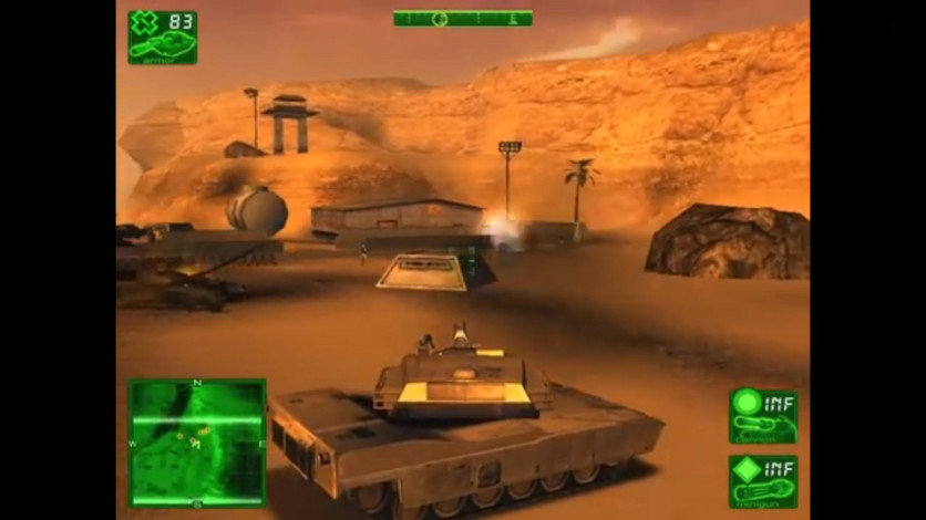 Screenshot 4 - Desert Thunder