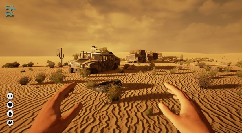 Screenshot 5 - Dead Sea