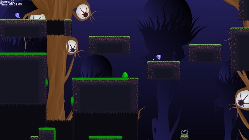 Screenshot 2 - Blob From Space