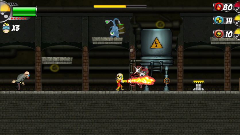 Screenshot 8 - Crash Dummy