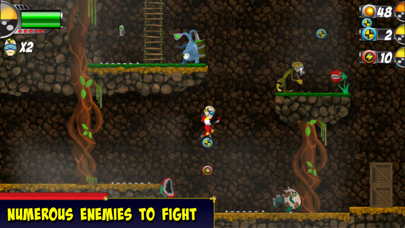 Screenshot 2 - Crash Dummy