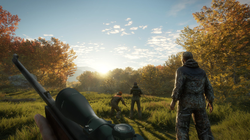 Screenshot 3 - theHunter: Call of the Wild