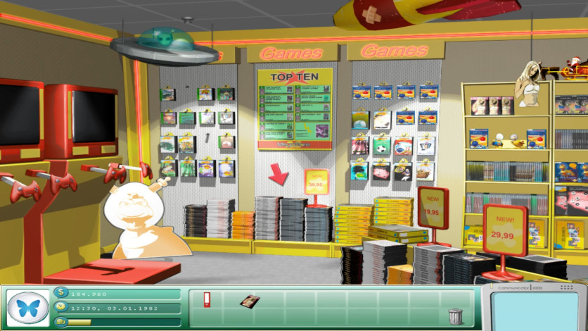 Screenshot 7 - Game Tycoon 1.5
