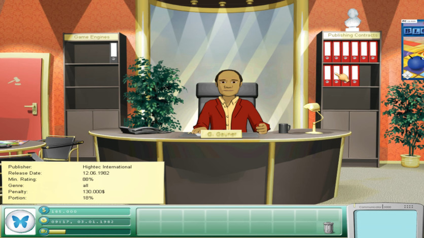 Screenshot 10 - Game Tycoon 1.5