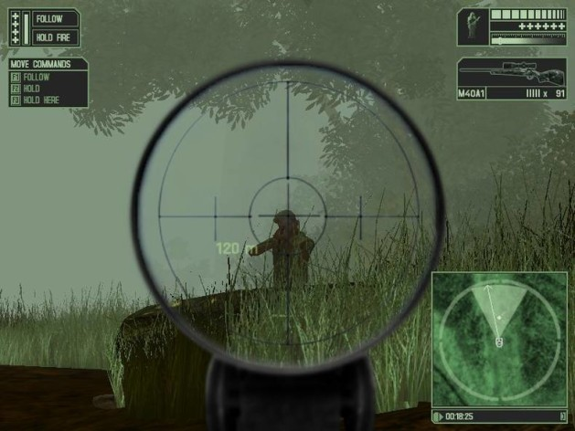 Screenshot 3 - Marine Sharpshooter II: Jungle Warfare