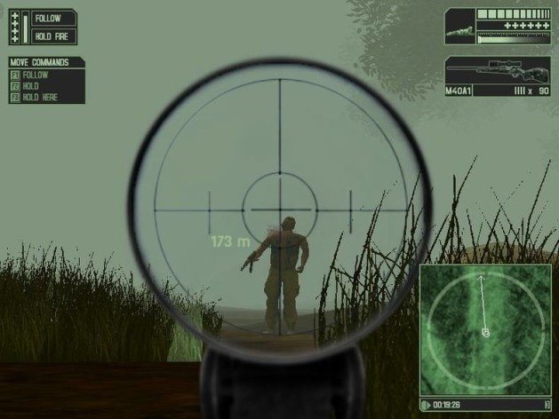 Screenshot 5 - Marine Sharpshooter II: Jungle Warfare
