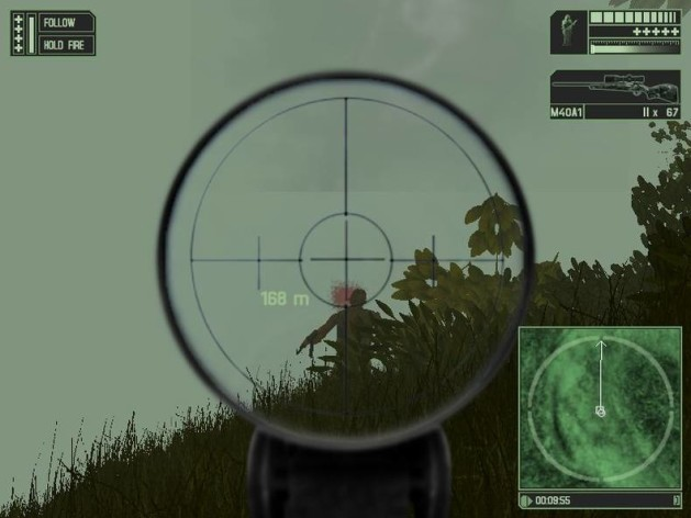 Screenshot 6 - Marine Sharpshooter II: Jungle Warfare