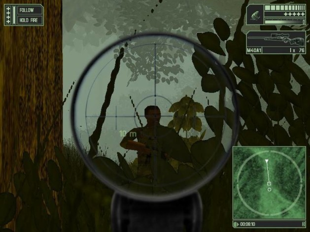 Screenshot 2 - Marine Sharpshooter II: Jungle Warfare