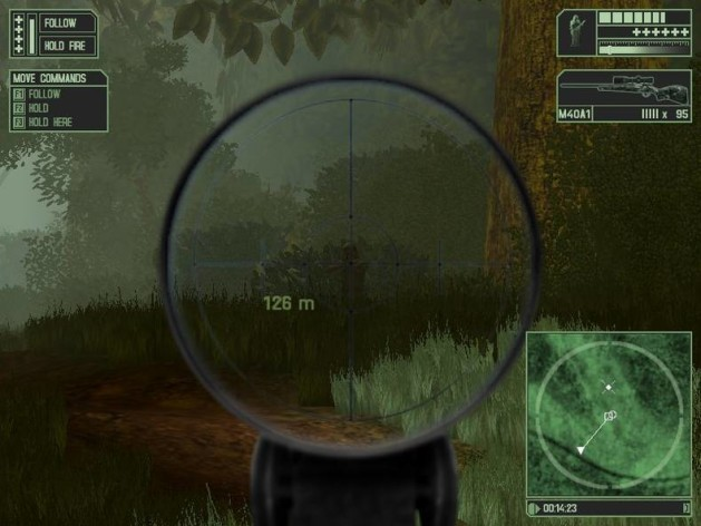 Screenshot 4 - Marine Sharpshooter II: Jungle Warfare